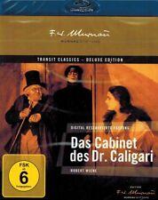 BLURAY NEU/OVP - Das Cabinet des Dr. Caligari (Robert Wiene)