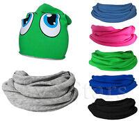 Baby/toddler/ kid boy/girl cowl snood cotton circle scarf size1-3 years multi