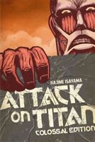 Attack on Titan : Colossal Edition, Paperback by Isayama, Hajime, Brand New, ...