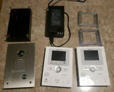 New listing Aiphone Video Access Control Jk-Dvf, Jk-1Hd, Jk-1Med ,and power supply