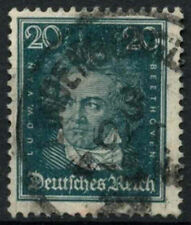 Germany 1926-7 SG#407, 20pf Beethoven Used #A85216
