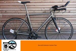 Rennrad RABBIT Titan Titanium Triathlon Road Bike Di2  Carbon Tune moots - Neu