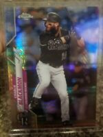 2020 Topps Chrome Prizm Charlie Blackmon - Colorado Rockies!!!!#73!⚾️⚾️