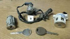 01-07 Dodge Caravan Ignition Tumbler, Door & Trunk Lock Cylinders w 1 Key OEM