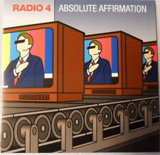 Radio 4-Absolute affirmation-Single 2004 D