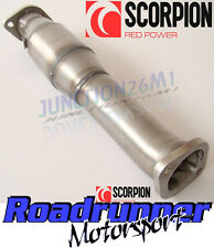 Scorpion Mondeo 2.5 Turbo Sports Cat 200 Cell Stainless Steel Exhaust SFDX070