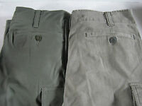NEW Genuine German Army Moleskin Trousers Military Surplus Work Combat Green