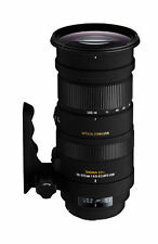 Sigma DG 50-500mm f/4.5-6.3 APO HSM DG RF OS Lens For Canon