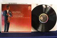 Nathan Milstein, Dvorak/Glazounov: Concerto, Capitol SP 8382, 1957, Classical