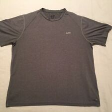 Champion Grey Duo Dry Athletic Tee - Men's Xl - Excellent Condition!