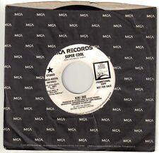 DEE, Kiki  (Super Cool)  MCA/Rocket 40256 = PROMOTIONAL record