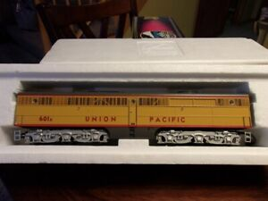 MTH Premier Union Pacific ALCO B Unit Diesel