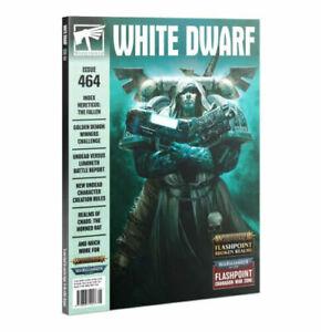Warhammer - Age of Sigmar - White Dwarf 464