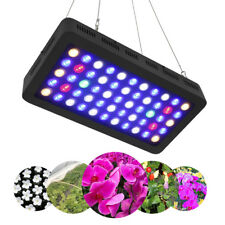 165W LED Aquarium Light Full Spectrum Reef Coral Marine Tank Light Bulb