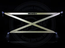 Beaks X-Brace Reinforcement Bar - '96 - '00 Honda Civic Hatchback