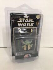 Disney Parks Star Wars Star Tours Series 2 Stitch as Yoda Figure New