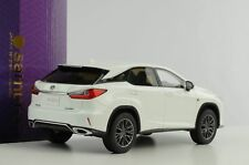 Lexus RX 200T F Sport blanco 1 18 Kyosho