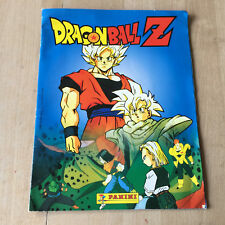 album d'images Panini : Dragon Ball Z - 1995 - incomplet