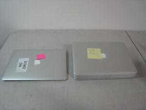 Lot of 5 Apple A1466 MacBook Air Mid 2012 i5 i7 Laptop Lot READ DESCRIPTION