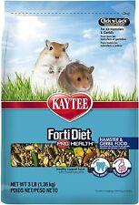 Kaytee Forti Diet Pro Health Hamster Food 3-Pound