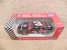 New 1991 Revell 1:24 Diecast NASCAR Dale Earnhardt Sr GM Goodwrench Lumina #3 b