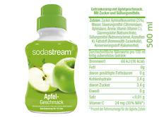 SodaStream Sirup Pepsi Getränkesirup Konzentrat - viele verschiedene Sorten