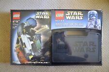 Star Wars Lego 65153 (7153) Jengo Fett's Slave 1 w/Cargo Case SEALED RARE!!