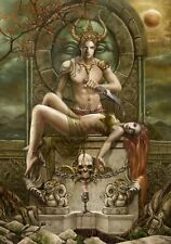 Lunar Eclipse - 1000 piece puzzle / Gothic, Dark Fantasy