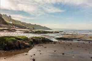 Large Canvas Of Whitby Beach, Yorkshire, Coast, Sea, Wall Art, Print, Photo