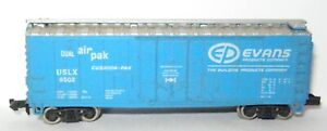 N Scale - Evans Products Company – Box Car - #8502 - N Gauge - Atlas