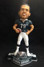 Philadelphia Eagles Brandon Brooks NFL Super Bowl LII Champions Bobblehead