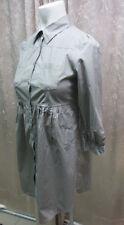 H&M  Blusenhemd/kleid Umstandsmode Tunika grau 3/4 Arm  Größe 36