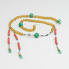 Antique Chinese Mandarin Court Necklace, late Qing Dynasty