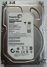 "Seagate Desktop HDD (ST3000DM001) SATA 3TB 6.0Gb/ 7200-RPM,64MB-Cache 3.5"" Drive"