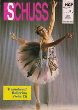 Schuss Magazine. Issue 5. Marz/April, 1992. ISSN 0048-9492. Learning German.