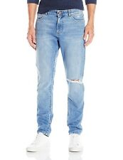 DL1961 Men's Cooper Relaxed Skinny Jean in Wreck 40