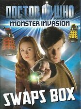 DOCTOR WHO<>MONSTER INVASION<>SWAPS BOX