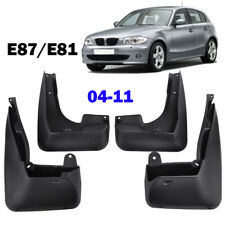 Set For BMW 1 Series E87 E81 07-11 OE Styled Mud Flaps Splash Guards Mudguards