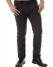Mens Lee Powell slim tapered fit jeans 'Dark Trace' FACTORY SECONDS  L195
