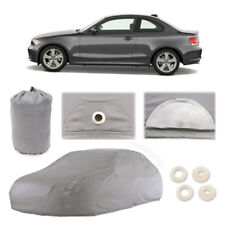 BMW 1 Series 6 Layer Car Cover Fitted In Out door Water Proof Rain Snow Sun Dust