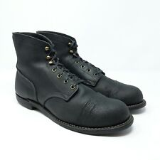Red Wing x Wrenchmonkees 4545 Iron Ranger 'Black Spitfire' EU 44,5 UK 11 US 10 D