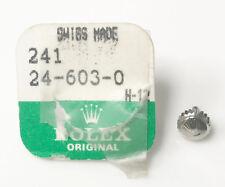 Rolex Original New 24-603-0 Diameter 6mm Thread 90 Silver Crown