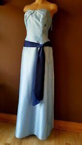 New Alyce Designs Blue Formal Dress Size 14