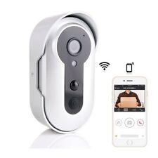 Onlydriod Wireless HD Video Doorbell Night Vision Camera Doorbell WiFi