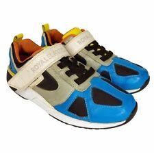 Royal Elastics Bright Colored Shoes Laceless Ankle Strap Neon Size 8 Men's