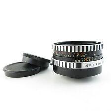 Para m42 exportación Jena torio vidrio cebra pancolar 1.8/50 objetivamente/lens