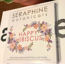 SERAPHINE BOTANICALS Happy Hibiscus Natural Blush Palette NEW SEALED  IN BOX