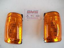 FORD TRANSIT MK8 2014-onwards - WING MIRROR INDICATOR INSERT SIDE REPEATER -PAIR