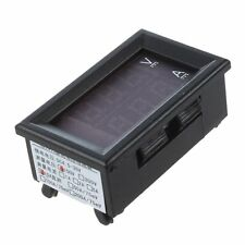 Meter Panel Voltmeter Ammeter Digital Multimeter Voltmeter 4.5x2.7x2cm AD