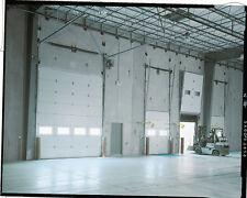 Duro Steel Amarr 2402 Series 14u0027 Wide By 10u0027Tall Commercial Overhead Garage  Door